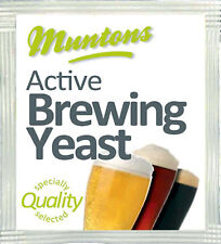 Muntons Ale Yeast, 6g