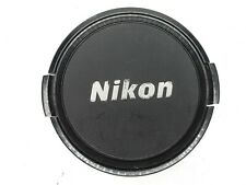 Nikon 62mm Snap On Front Camera Lens Caps For 60mm f/2.8 / 20mm f/2.8 / 28-85mm