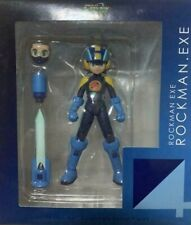 Rockman EXE PVC & ABS-Painted Action Figure Megaman 4 Inch Nel Sentinel