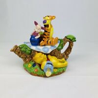 Paul Cardew Winnie The Pooh Tea Pot Limited Edition Disney Showcase Collectibles