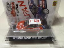 CM's 1/64 CITROEN XSARA WRC 2005 JAPAN SEBASTIEN LOEB