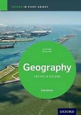 IB Geography Study Guide: Oxford IB Diploma Programme by Briony Cooke, Garrett Nagel (Paperback, 2017)
