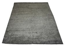 Silk & Cotton Hand Woven Shaggy Rug 58.8''X75.6'' Inch Decor Carpet