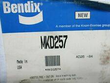 BRAND NEW BENDIX FRONT BRAKE PADS MKD257 / D257 FITS VEHICLES ON CHART