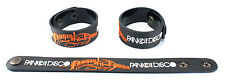 PANIC! AT THE DISCO  Rubber Bracelet Wristband Free Ship Too Weird to Live aa110