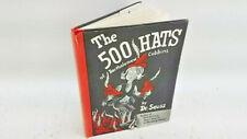 Dr Seuss THE 500 HATS of Bartholomew Cubbins w/ DJ First Edition 1938