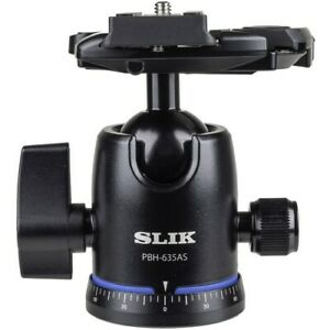 Slik PBH-635AS Ball Head with 6507 Quick Release Plate