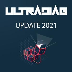 OBD-PRO & Ultradiag 12 Monate Online-Update