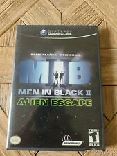 New listing Men in Black 2 Ii: Alien Escape (Nintendo GameCube, 2003) 100% Complete! Tested!