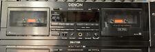DENON DN-770R Twin Tape Deck