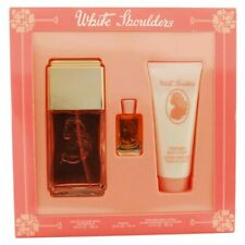 White Shoulders by Parfums International, 3 Piece Gift Set for Women