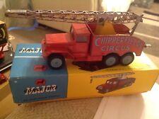 Corgi Chipperfields Circus Crane No 1121 Boxed