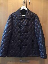 Joseph Homme Grey Padded Wool Cashmere Lining Jacket