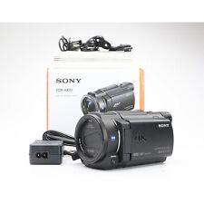 Sony FDR-AX33 Handycam 4K + NEU (227738)
