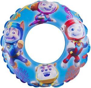 Paw Patrol Kids Children Swim Ring Swimming Inflatable Aid