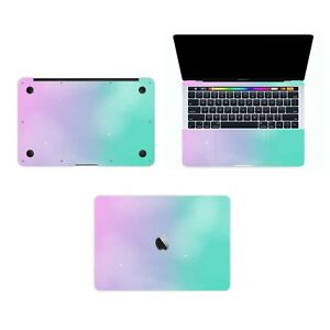 Pastel Galaxy Skin for Apple Macbook Air Pro Wrap Cover Protective Sticker Shell