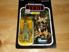 Star Wars Return of the Jedi TEEBO Action Figure 1983 77 back offerless