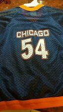 CHICAGO BEARS DOG JERSEY T-SHIRT