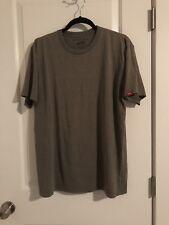 Vans Mens Crew Neck T-Shirt Sz L Short Sleeve Green Cotton Urban Outfitters