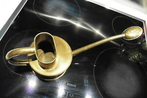 Original Vintage Haws Genuine Copper Watering Can & Brass Rose