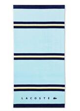 "AUTHENTIC LACOSTE TOWEL BEACH TOWEL / BATH TOWEL 36"" X 72"" KAALOA BNWT $ 40.00"