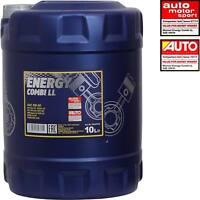 Original MANNOL 1x10 Liter Energy Combi LL 5W-30 API SN/CF Öl Motoröl