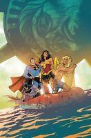 Justice League #32 Justice Doom War DC Universe Comic 1st Print 2019 NM