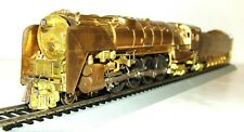 LMB MODELS BRASS HO NYC 4-8-4 NIAGARA STEAM LOCOMOTIVE REPAIR REQUIRED
