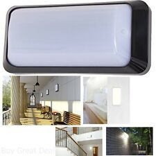eSenlite Wall Surface Mounted/Ceiling AC 110V Powered Outdoor/Indoor Light, Dusk