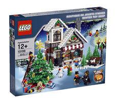Lego 10199 Negozio di Giocattoli Christmas Winter Toy Shop Nuovo Introvabile Rar