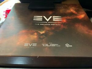 Eve Online The Second Decade - HARDBACK BOOK ONLY IN ORIGINAL BOX RARE