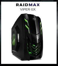 AMD Quad Core Gaming PC Computer New Fast 2TB HDD Custom Built Desktop System