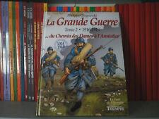 La grande guerre (1916-1918), du chemin des dames à l'armistice - Tome 2 -BD