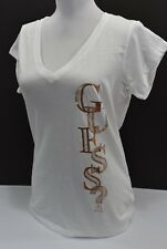 GUEES  TEE TOP SHIRTS V NECK  MD NEW WITH TAG