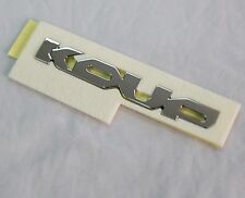 KOUP Trunk Logo EMBLEM Badge 1pcs 863111M310 For KIA Forte Koup 2010 2015