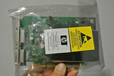 OEM HP Quadro FX 380 256MB PCIe Dual DVI Video Card 508282-001 519294 NEW