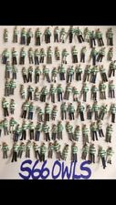 100 NEW CELTIC/SPORTING LISBON  FANS FOR SUBBUTEO/ZEUGO(ALL TEAMS AVAILABLE.