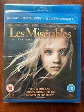 Les Miserables 2012 Blu-ray 2013 Region B