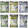 Beestees Wooden Golf Tees - New 4 Stripe Professional System Packs Length Size