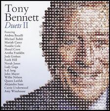 TONY BENNETT - DUETS II CD ~ KD LANG~MICHAEL BUBLE~LADY GAGA~NORAH JONES + *NEW*