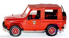 SOLIDO voiture de pompier PEUGEOT P4 made France fire car Auto von Feuerwehrmann