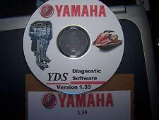 Yamaha Outboard / Jet Boat / WaveRunner YDS Diagnostic Disk 1.33