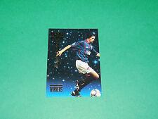 D. DUTRUEL FOOTBALL CARD PREMIUM 1994-1995 GIRONDINS BORDEAUX LESCURE PANINI