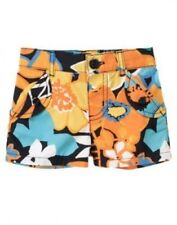 NWT~Gymboree TROPICAL BLOOM floral woven shorts~3-6