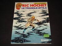 TIBET RIC HOCHET N° 45 LE TRIANGLE ATILLA EO 1988