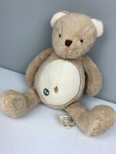 Mon naturel Tomy 100% coton organique Ours peluche Teddy baby soft toy