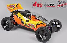 FG modellsport Silla de paseo wb535 4wd RTR 62040r