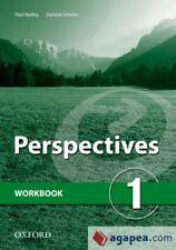 Workbook de inglés perspectives de oxford ISBN: 9780194511544