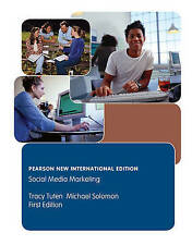 Social Media Marketing by Tracy L. Tuten, Michael R. Solomon (Paperback, 2013)