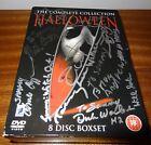 halloween autographed Box Set - jamie Lee Curtis john Carpenter And More